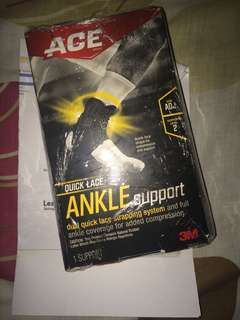 ACE ankle support