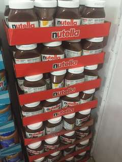Nutella Spread 750 grams (LARGE bottle)