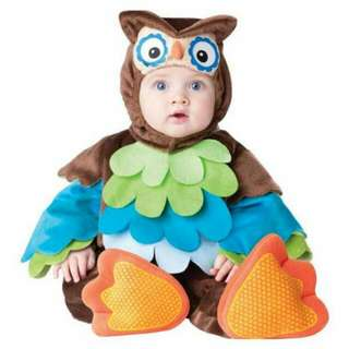 InCharacter Baby's What A Hoot Owl Costume