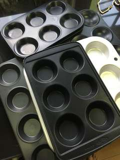 Muffin / cup cake trays