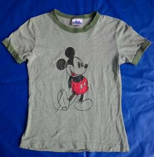 Mickey Mouse ringer