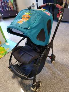 Bugaboo bee plus black limited edition