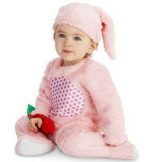 Dream Weavers Pink Bunny Animal Costume