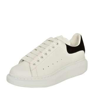 正品💮Alexander Mcqueen 白鞋