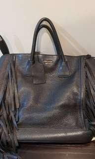 Authentic Prada Cervo Cowboy bag