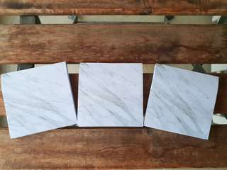 Marble post it sticky notes