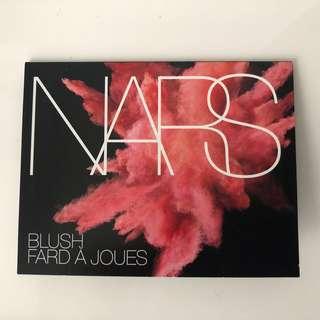 BN Nars Orgasm Powder Blush Travel Card Sample