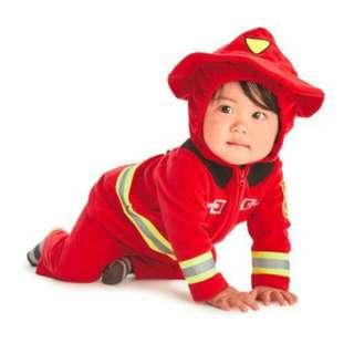 Carter's Little Firefighter Baby Fireman Costume