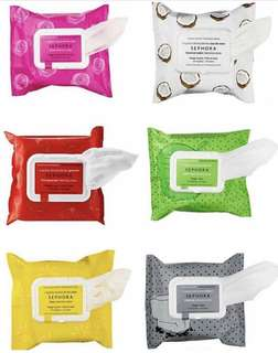Sephora Cleansing Wippes Tissue