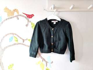 PONEY Vintage Baby Cardigan XS