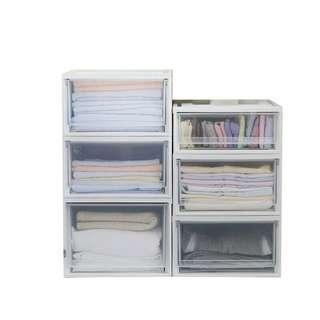 全新 DIY 收納箱  收納櫃  收納桶  儲物櫃  儲物箱 櫃桶  收納用品