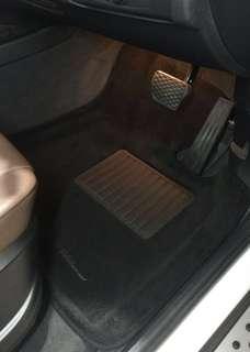 3D Car Mat E70