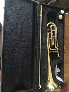 Trombone in new condition