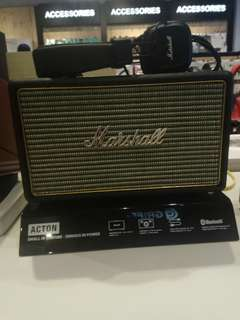 Audio Speaker Marshall cicilan cepat 3 menit