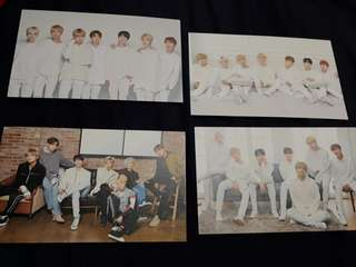 VT Cosmetics Group Postcards