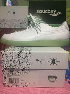 Sepatu Puma X DP Macth Raw Edge Green