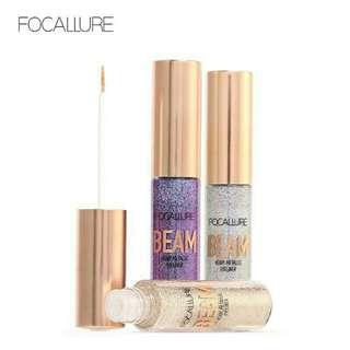 Focallure beam eyeliner glitter