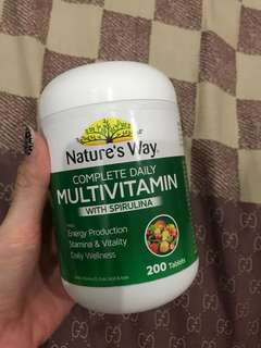 Multivitamin nature way