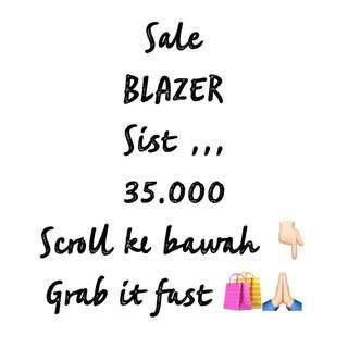 Sale BLAZER