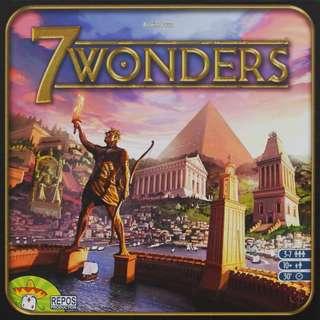 7 Wonders (BNIS or Used)