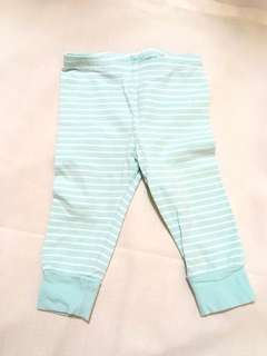 Charity Sale! Authentic Target Baby Girl Striped Tights Size 3-6 Months