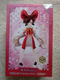 [FROM JAPAN] Touhou Project Perfect Cherry Blossom Premium PM Figure Reimu Hakurei