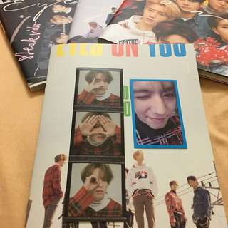 [WTS] Eyes On You (Yugyeom Combo)