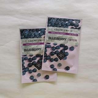 Etude house blueberry mask sheet/per pc