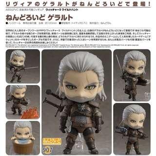 [PO] Nendoroid 907 Geralt