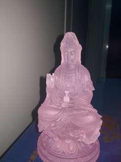 观世音保平安供奉佛教摆件
