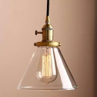 274. Pathson Loft Vintage 7.3 Inch Ceiling Hanging Lamp