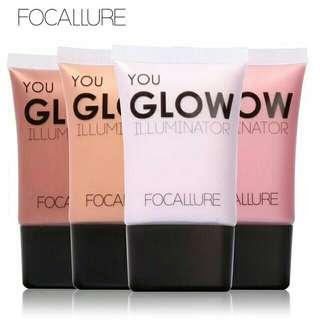 Focallure glow illuminator hightlight