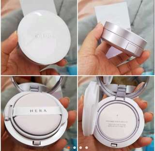 [FREE REFILL] C21 HERA UV MIST CUSHION COVER NEW PACKAGING ORIGINAL KOREA