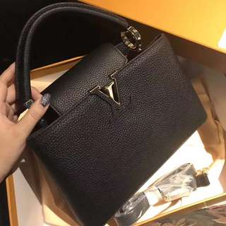 LV CAPUCINES BB,Size : 27x20x9cm. Preorder required . Comes with yay bag, box and paper bag. The VIP treatment gift.