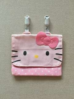 Hello Kitty ID Holder with Clasps