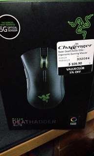 Razer Deathadder elite chroma