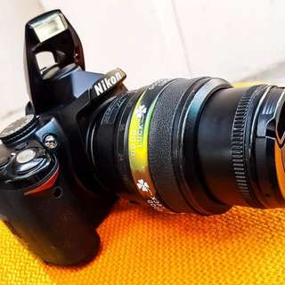 Nikon D3000 Dslr for Study and Business