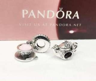 Pandora Teacup and Teapot