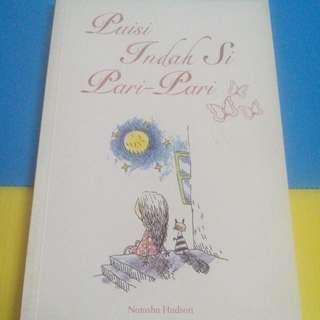 Buku Puisi Indah Si Pari-Pari