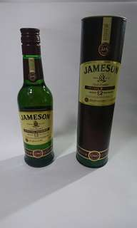 Jameson special reserve irish 12 whiskey
