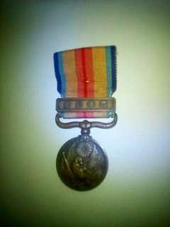 Japanese military medal