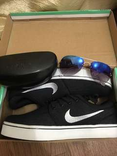 BUNDLE Janoski nike shoes + Gossip eyewear
