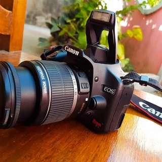 Canon 500D / Rebel T1i Dslr