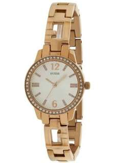 Guess for woman U0568L3 Rose Goldtone stainless steel