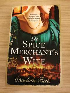English Novel- The Spice Merchant's Wife