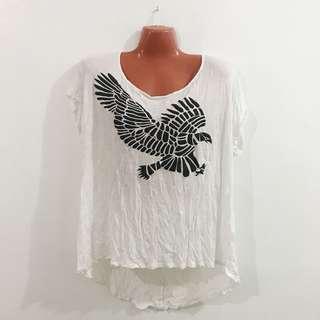 BEBE Eagle Shirt