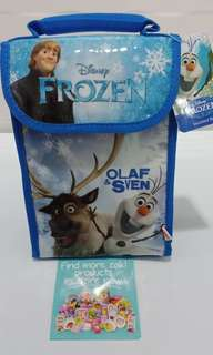 FROZEN INSULATED BAG OLAF&SVEN