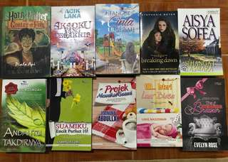 Usedddd books