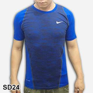 nike movement fitness body sculpting t-shirts