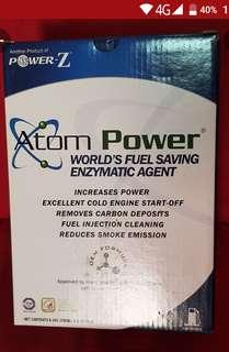 *Last Bottle* Atom Power Z Fuel Additive